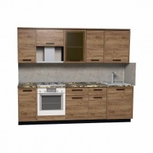 Direct modular kitchens