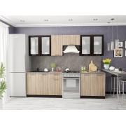 Кухня прямая Брауни-03